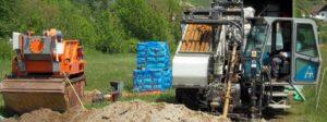 Tehnologija horizontalnega vodenega vrtanja z radijskim usmerjanjem - HDD