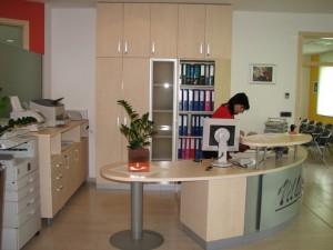 8. junij 2007 - selitev v nove prostore podjetja